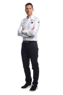 إيان جايمس، مدير فريق مرسيدس-بنز للفورمولا إي