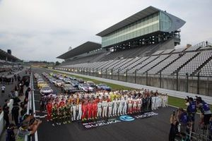 All cars of the Suzuka 10h