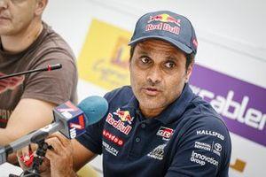 Nasser Al-Attiyah, Cyprus Rally, FIA ERC