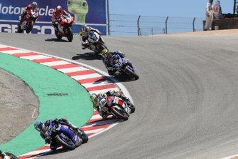 Marco Melandri, GRT Yamaha WorldSBK, Leandro Mercado, Orelac Racing Team