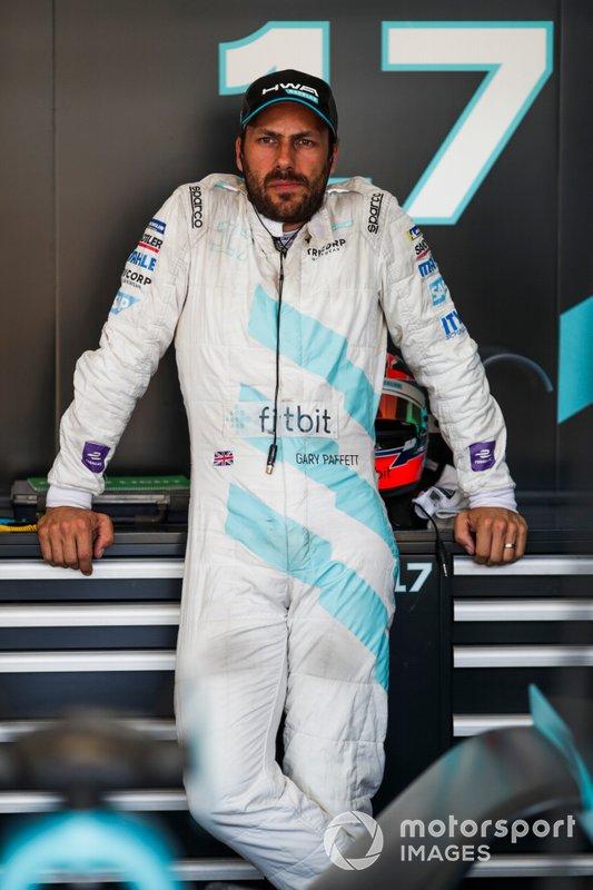 Gary Paffett, HWA Racelab
