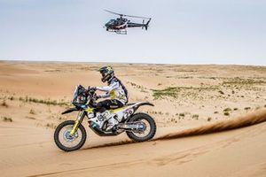 Andrew Short, Husqvarna FR 450 Rally