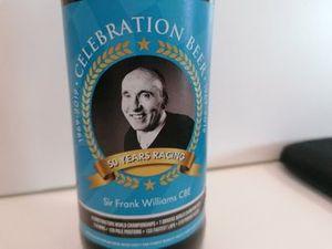 Frank Williams bier