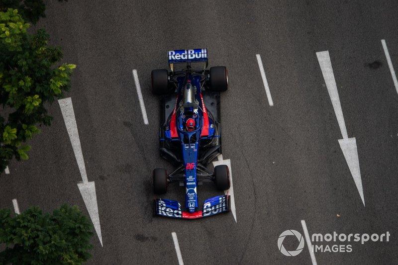 15 - Daniil Kvyat, Toro Rosso STR14