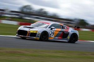 #29 Steller performance, Audi R8 LMS GT4, Sennan Fielding, Richard Williams