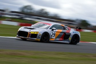 #29 Steller performance, Audi R8 LMS GT4, Sennan Fielding, Richard Williams