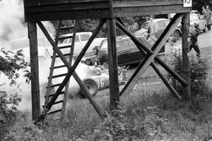 Crash: Brian Redman, Cooper T86B