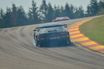 #108 Bentley Team M-Sport Bentley Continental GT3: Alex Buncombe, Markus Palttala, Maxime Soulet