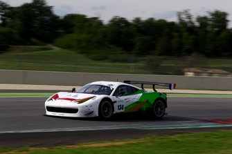 #134 Ferrari 458 GT3-GT Light, Iron Linx: Mayer-Schiavoni-Pianezzola