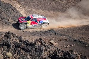 #306 X-Raid Team Mini JCW Team: Carlos Sainz, Lucas Cruz