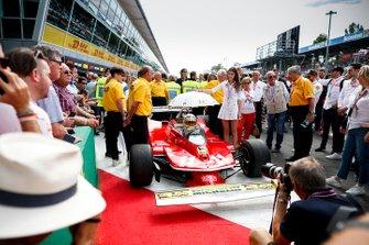 Jody Scheckter fête les 40 ans de son titre de Champion du monde