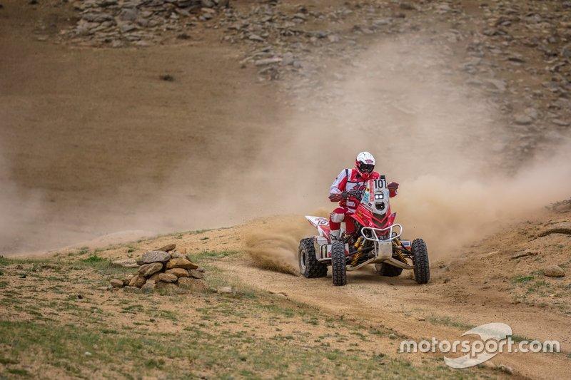 Рафал Соник, Sonik Team, Yamaha Raptor 700 (№101)