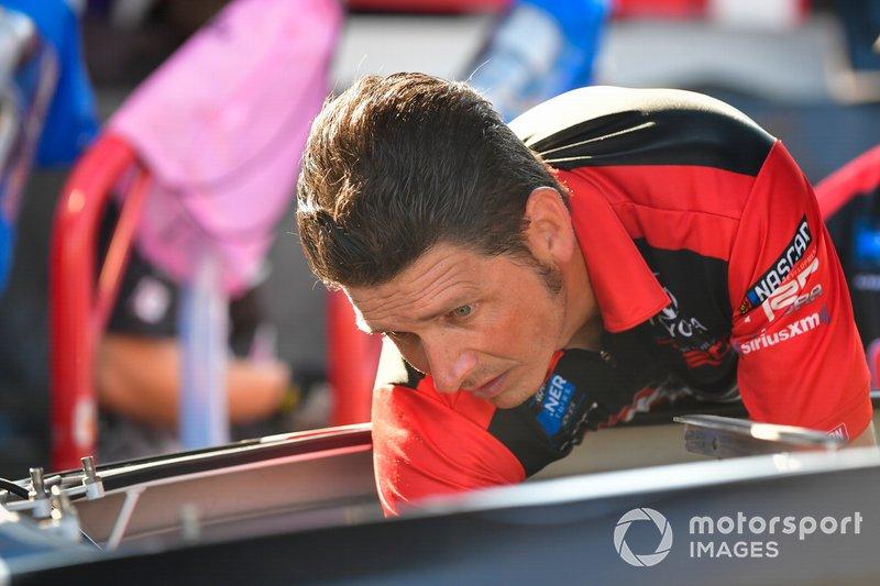 Dylan Lupton, DGR-Crosley, Toyota Tundra Crosley crew