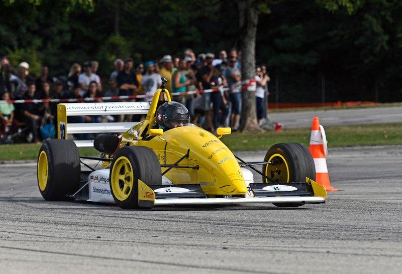 Philip Egli, Dallara 393, Racing Club Airbag