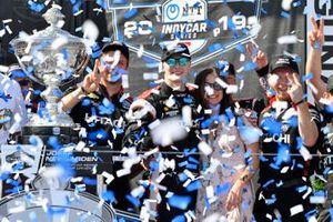 Чемпион 2019 года Джозеф Ньюгарден, Team Penske Chevrolet