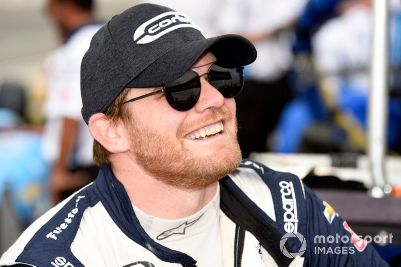 Conor Daly, Carlin Chevrolet