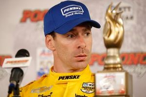 Simon Pagenaud, Team Penske Chevrolet, podium