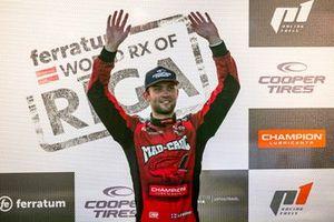 Podium : Niclas Grönholm, GRX-SET World RX Team Hyundai i20