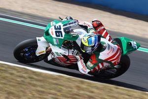 Leandro Mercado, MIE Racing Honda Team