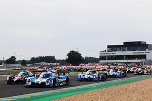 #21 Muhlner Motorsport Duqueine M30 - D08 - Nissan: Moritz Kranz, Ugo de Wilde