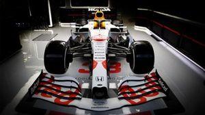 Red Bull Racing's Honda tribute livery komt naar de F1 2021 game