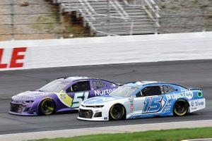 Cody Ware, Petty Ware Racing, Chevrolet Camaro Nurtec ODT, James Davison, Rick Ware Racing, Chevrolet Camaro