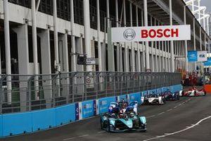 Mitch Evans, Jaguar Racing, Jaguar I-TYPE 5, Maximilian Gunther, BMW i Andretti Motorsport, BMW iFE.21, Pascal Wehrlein, Porsche, Porsche 99X Electric