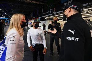 Edoardo Mortara, Venturi Racing, mit Nicolas Hamilton