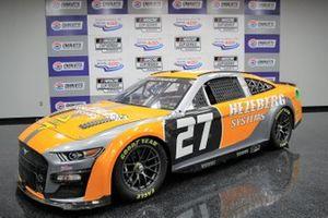 Team Hezeberg Ford Mustang