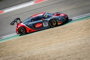 #99 Attempto Racing Audi R8 LMS GT3: Dennis Marschall, Alex Aka, Max Hofer
