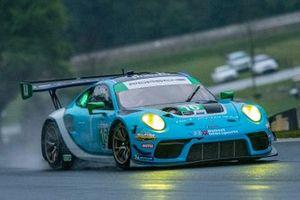 #16 Wright Motorsports Porsche 911 GT3R, GTD: Trent Hindman, Patrick Long