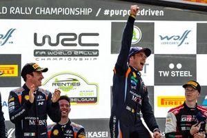 1. Thierry Neuville, Hyundai Motorsport