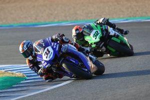 Garrett Gerloff, GRT Yamaha WorldSBK Team, Isaac Vinales, Orelac Racing Verdnatura
