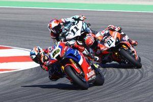 Alvaro Bautista, Team HRC, Michael Ruben Rinaldi, Aruba.It Racing - Ducati