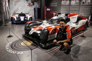 Kazuki Nakajima, Toyota Gazoo Racing avec la 2020 Toyota Gazoo Racing TS050