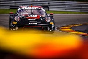 #911 Herberth Motorsport Porsche 911 GT3-R: Alfred Renauer, Antares Au, Daniel Allemann, Robert Renauer