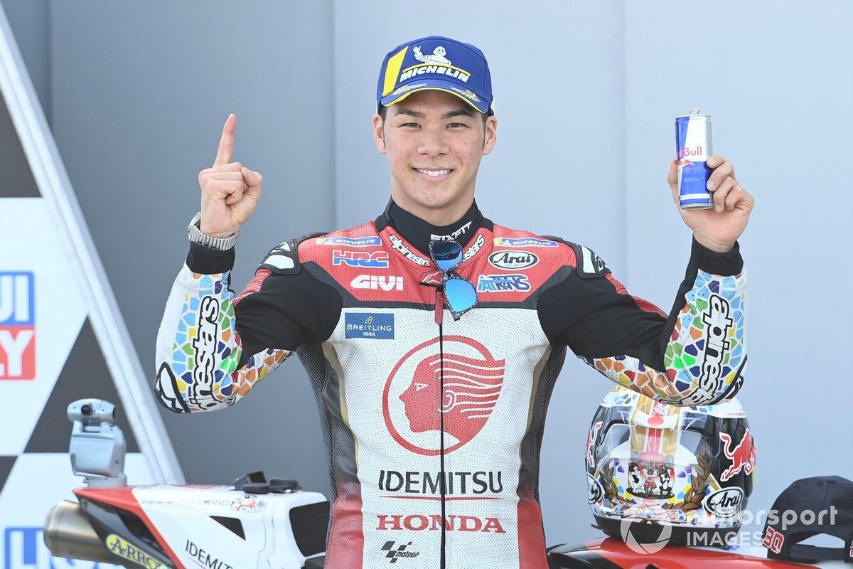 #11 GP de Teruel - Pole : Takaaki Nakagami