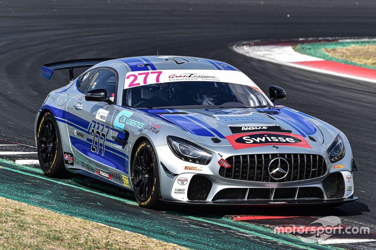 Luca Magnoni, Francesco Massimo De Luca, Nova Race Events, Mercedes AMG GT4