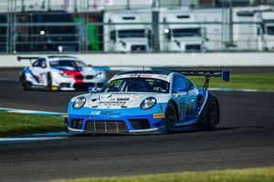 #20 Wright Motorsports Porsche 911 GT3 R: Fred Poordad, Max Root, Jan Heylen