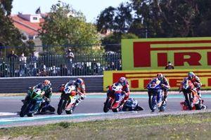 Superbike-Action in Estoril