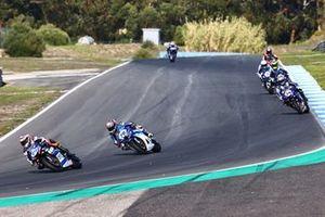 Danny Webb, WRP Wepol Racing, Hikari Okubo, Dynavolt Honda