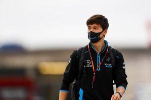 Jack Aitken, Williams Racing Test Driver