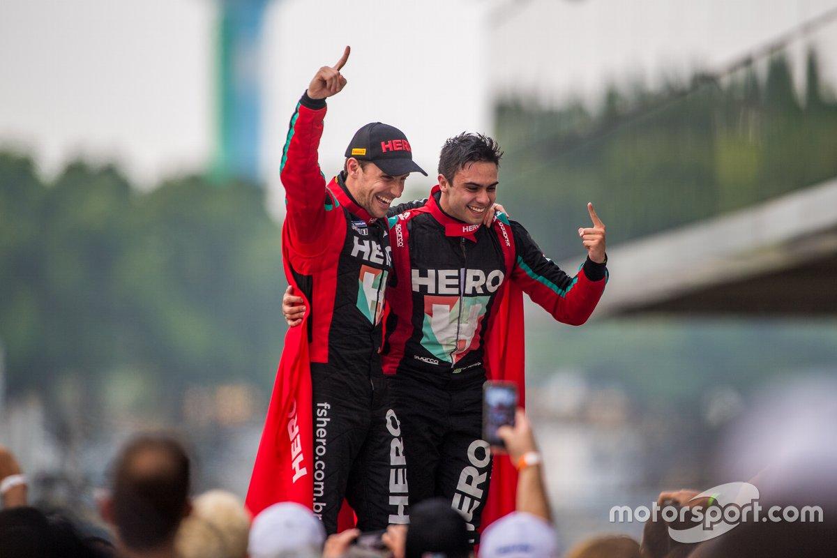 Emoção da vitória na Endurance Series 2019