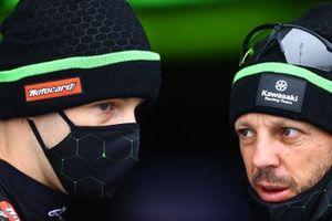 Jonathan Rea, Kawasaki Racing Team, Fabien Foret
