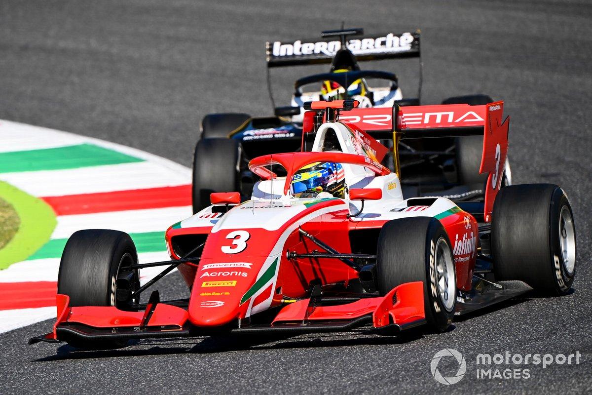 Logan Sargeant, Prema Racing