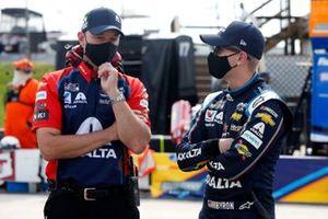 William Byron, Hendrick Motorsports, Chevrolet Camaro Axalta, crew chief Chad Knaus
