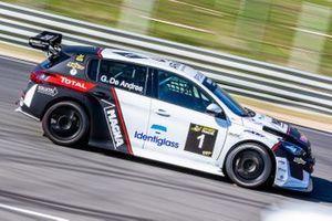 Gonzalo de Andrés, SMC Junior Motorsport, Peugeot 308 TCR