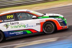 Fernando Navarrete, SMC Junior Motorsport, Peugeot 308 TCR