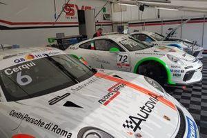 Alberto Cerqui, AB Racing, Diego Locanto, SVC Sport Management