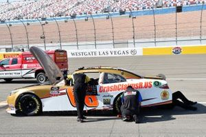 Chad Finchum, Motorsports Business Management, Toyota Supra SMITHBILT HOMES
